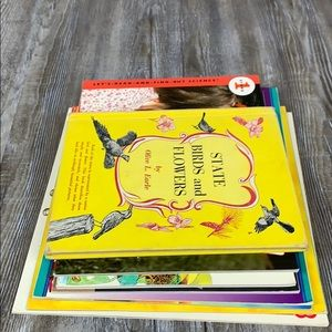 Other - 7 Math Science Themed Children's Book Bundle